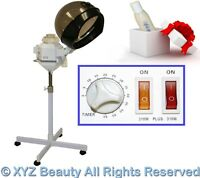 Dual Strength Hair Steamer Color Processing Conditioning Beauty Salon Equipment on sale