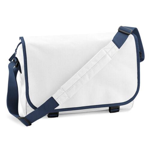 College School Messenger Bag Work Dispatch Courier Laptop Shoulder Mens Ladies