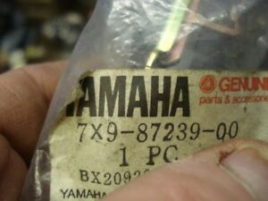 Yamaha-EF-600-1000-control-box-Receptacle-7X9-87239-00-N-O-S