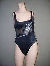 NEW WITH TAGS Vintage 90s BUDWEISER BUD ICE DRAFT BEER Advertising SWIMSUIT L
