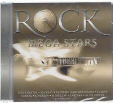 CD--VARIOUS ARTISTS -- ROCK MEGA STARS