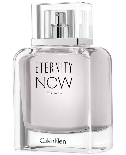 Calvin Klein Eternity Now For Men Eau De Toilette 50ml For Sale Online Ebay