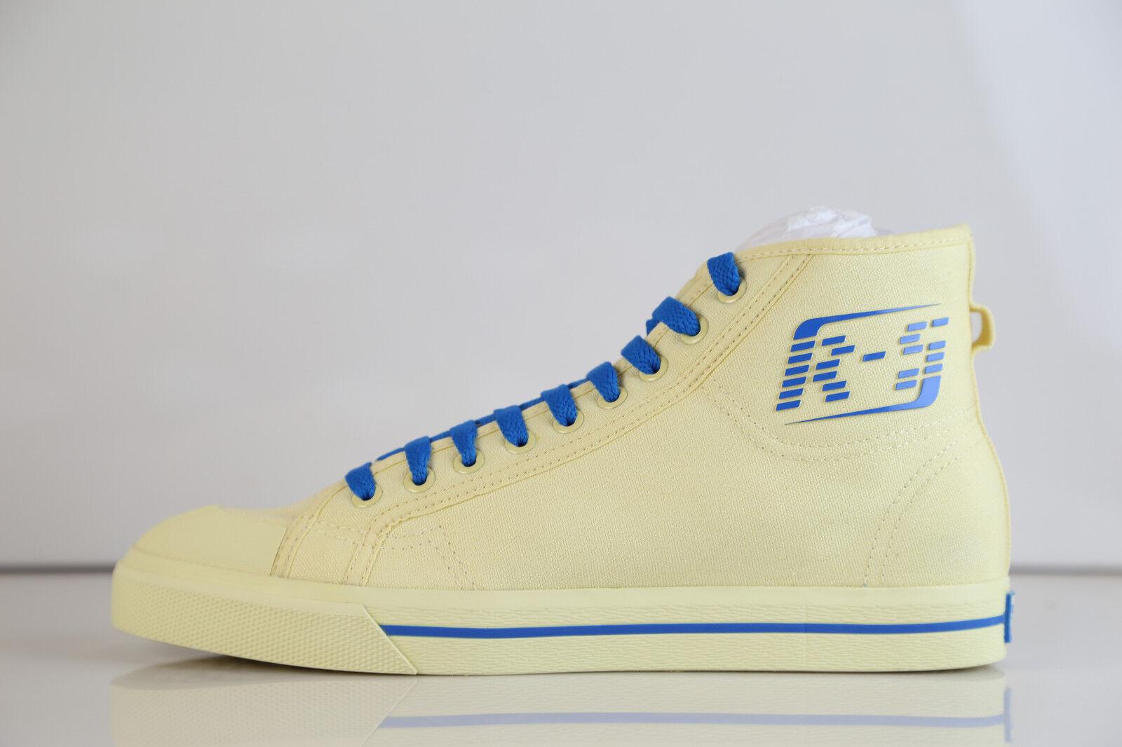 Adidas Raf Simons Matrix Spirit Hi Egg Mission bluee BB2690  8-12 stan boost
