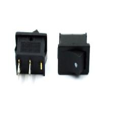 5 PCS TOGGLE SWITCH SPST ON OFF TOGGLE 10 AMP 250V 15 AMP 125V 2 PIN EC-1522