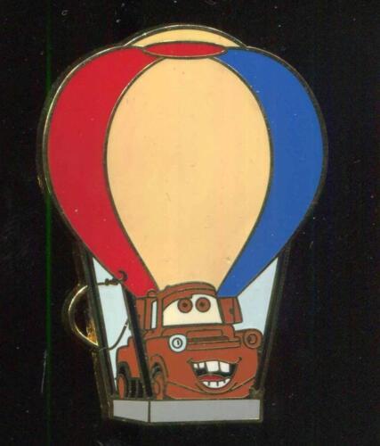 Hot Air Balloon Mystery Tow Mater Disney Pin 63551