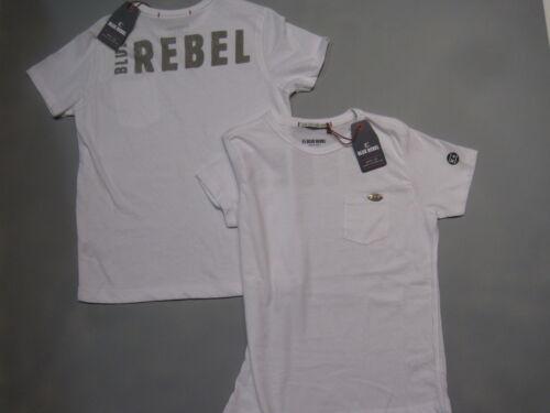 5036004 tg 128 Blue Rebel Ragazzi T-shirt 164 NUOVO 30/% riduce 140