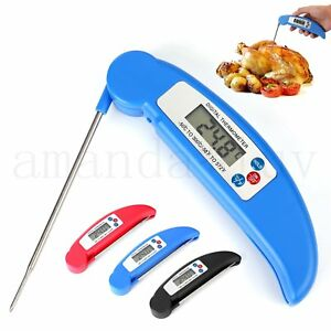 Digital-Food-Thermometer-Probe-Temperature-Kitchen-Cooking-BBQ-Meat-Turkey-Jams