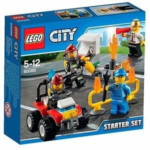 NEW-LEGO-CITY-FIRE-STARTER-SET-SEALED-60088