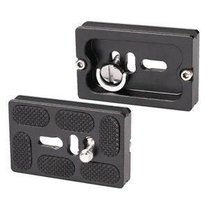 PU60-Universal-Quick-Release-QR-Plate-for-60mm-Ballhead-Arca-Swiss-TripBB
