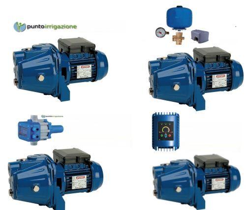 promozioni Pompa elettropompa autoclave autoadescante CAM40 HL 800 W W W Speroni Made in   Sconto del 40%