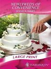 Newlyweds of Convenience 9780263200959 by Jessica Hart Hardback
