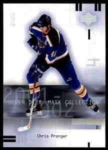 2001-02-UD-Mask-Collection-Chris-Pronger-84