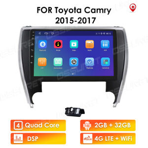 Android 10.0 Car Stereo Radio for Toyota Camry Audio Navigation Head Unit GPS