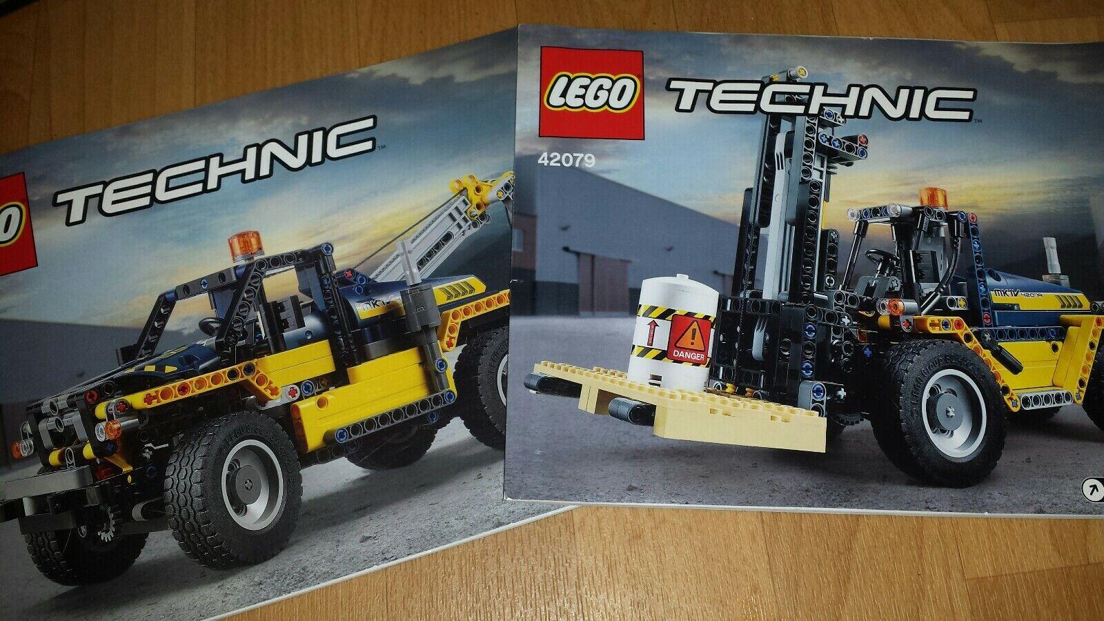 Lego Technik stabler abschlepper Auto fahrzeug