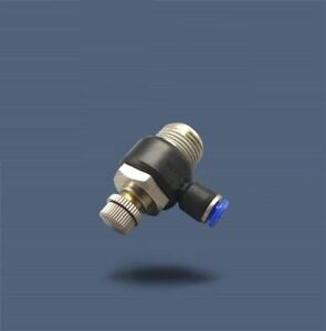 """Compression 5//32/"""" 4mm Tubing OD x 1//8/"""" BSPP BSP Male Pipe Brass Fitting P-DWE3"""