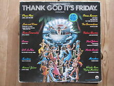 """3LP - O.S.T. SOUNDTRACK - THANK GOD IT´S FRIDAY  """"TOPZUSTAND!"""""""