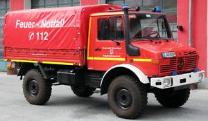 Mercedes Benz Unimog Feuerwehr U1300L BR U435 4WD 1982 NikkoToys nicht 1:18 1:16   eBay