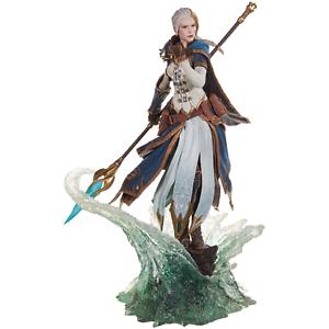 World of Warcraft Jaina 18  Tall Polystone Statue Authentic Blizzard Blizzcon