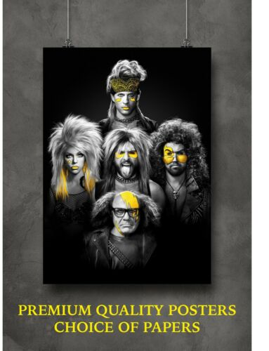 It/'s Always Sunny in Philadelphia Large Poster Art Print Gift A0 A1 A2 A3 MaxI