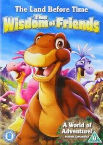 The-Land-Before-Time-Series-13-The-Wisdom-Of-Friends-DVD-Like-New-DVD
