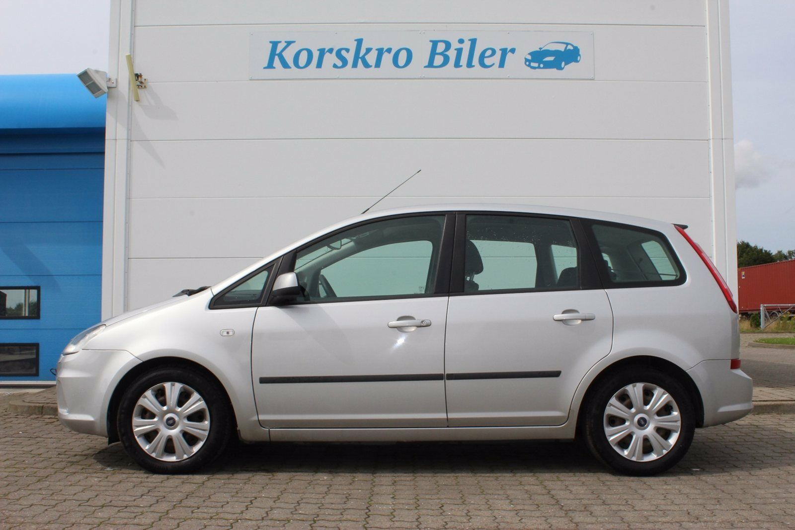Ford C-MAX 1,6 TDCi 90 Trend Collection 5d - 69.800 kr.