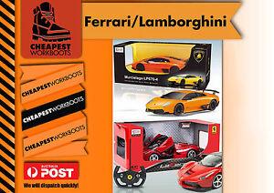 OFFICIAL-LICENSED-1-14-RC-Cars-Lamborghini-LP670-4-38900-OR-Ferrari-50100-REMOTE