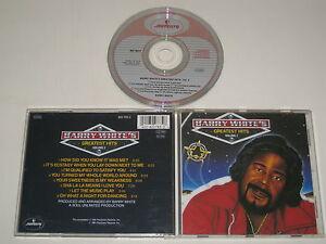 Barry-WHITE-039-S-Greatest-Hits-Volume-2-Mercury-822-83-2-CD-Album