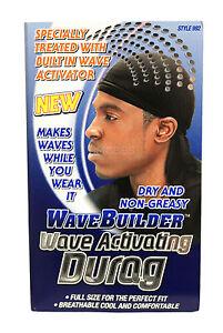 Wavebuilder Wave Activating Durag Wave Activator Dry Non