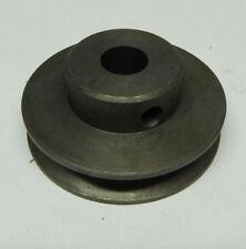 Nuevo ml7 Motor Drive Polea 2 1/2 pulgadas de diámetro, de 5/8 de pulgada agujero directamente desde Myford Ltd