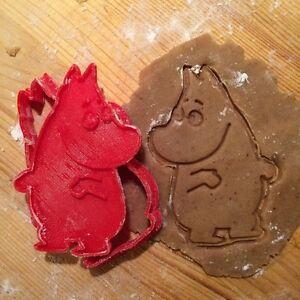1 pcs Plastic 3d printed PLA Minnie Mouse Cookie Cutter