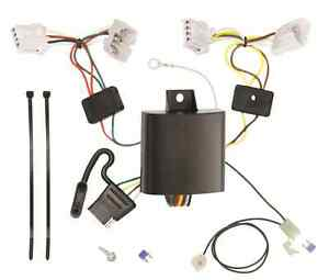 details about trailer wiring harness kit for 15 18 nissan murano except crosscabriolet Nissan Wiring Schematics