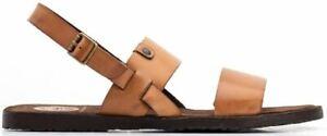 en Titas clair marron hommes London Base cuir pour Chaussures nP8wXkON0