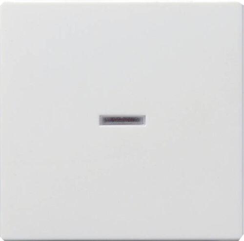 Gira Schalterprogramm Steckdose Schalter Rahmen Wippe Standard 55 reinweiß matt