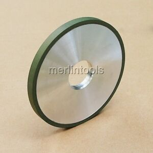 """100mm 4/"""" Straight Style Diamond Grinding Wheel Select Thickness Grit"""