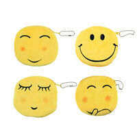 Fashion Wallet Coin Purse Women Girl Lovely Lady Small Wallet Emoji Smile Bags