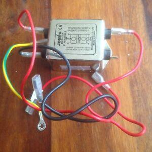 ZR9 EMI FILTER JON/'S FLHDB3H-6LE REEBOK ZR9 RUN TREADMILL MODEL-RE1-11920RD