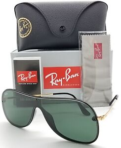 95cf6e1d5a NEW Rayban sunglasses RB4311N 601 71 Black Green RB 4311 AUTHENTIC ...