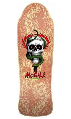 Powell Peralta Bones Brigade 11th Series Mike McGill Skateboard Deck Old School