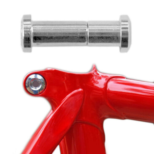 Bicycle Seat Post Seatpost Clamp Binder Screw Bolt Adjustment Adjuster 15-25mm