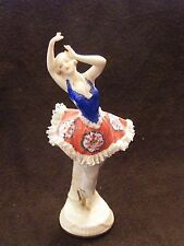 Ballerina in porcellana Capodimonte N Incoronato