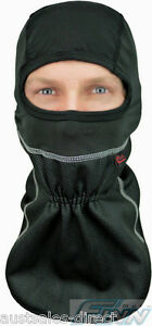 Black Windproof Motorcycle Balaclava Face Mask Winter Snow Sports Skiing Outdoor
