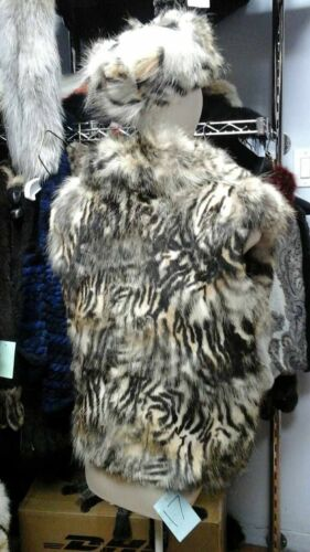 8 size Print Fur Free With Headband Coyote Vest 4p0Fq
