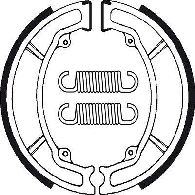 Ba034 Ganasce Freno Post. Yamaha 80 Tzr - 91 Elevato Standard Di Qualità E Igiene