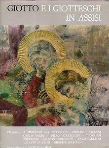 Arte-affreschi-GIOTTO-E-I-GIOTTESCHI-IN-ASSISI-CANESI-1970