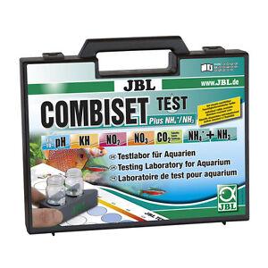 JBL-Test-Combi-Set-Plus-NH4-Wassertest-Set-Aquarium-Testset