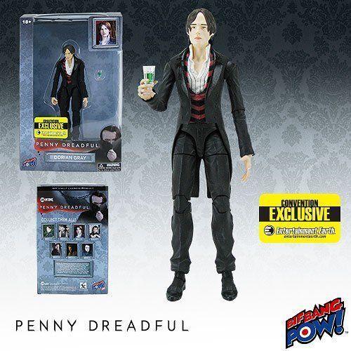 Penny Dreadful Dorian Gray 6-inch figure-Convention Exclusive UK Vendeur