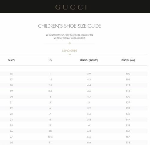 76ea7d3fa 1 of 3 NIB NEW Gucci boys GG Leather Slip On Sneaker Navy black 20 21 24 25  26