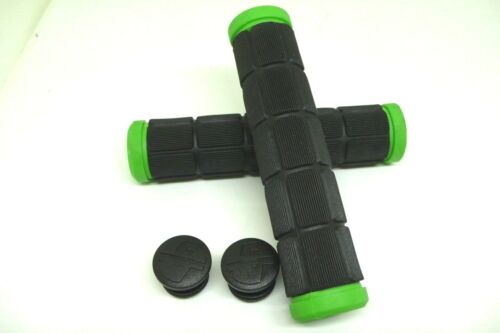 GT Bicycle MTB Hybrids Handlebar Grips  New Old Stock Black
