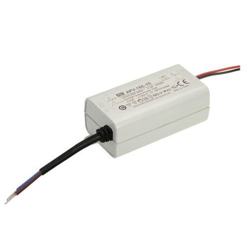 DEL-boutons Bloc d/'alimentation 5 V 2600 mA 13 W ip42 apv-16e-5 de MeanWell