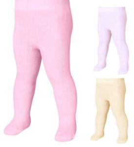 Geschäft Spitzenstil großer Rabattverkauf Details zu Super Qualität! Baby Strumpfhose 48 50 56 62 68 74 80 86 92 98  Taufe Weiß Beige